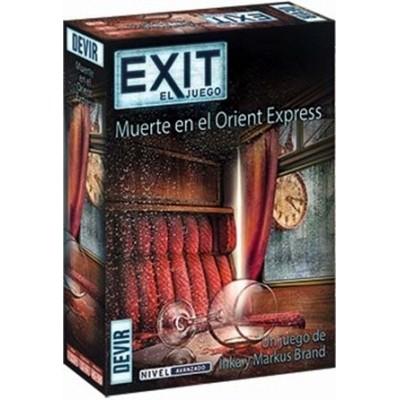 EXIT, EL JUEGO - MUERTE EN EL ORIENT EXPRESS - DEVIR
