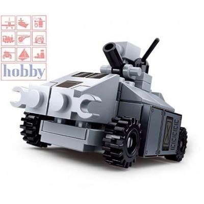 ARMY: BLINDADO 2 - 44 Pzs -SLUBAN B0661B