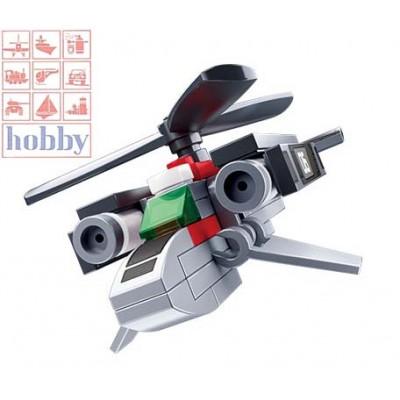 ARMY: HELICOPTERO - 45 Pzs -SLUBAN B0661F