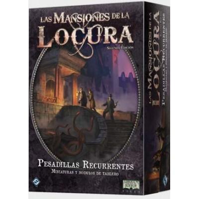 LAS MANSIONES DE LA LOCURA 2ºED. PESADILLAS RECURRENTES - FFMAD21