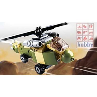 ARMY: HELICOPTERO -66 Pzs- SLUBAN B0636D