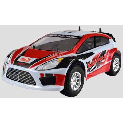 COCHE RC RALLY ELECTRICO 1/10 BRUSHED XR4N1 - VRX 1027