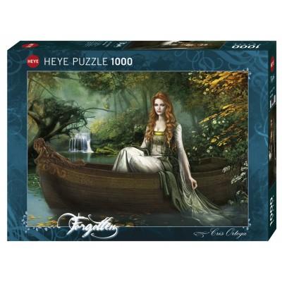 PUZZLE 1000 PZS NEW BOAT - HEYE 29776