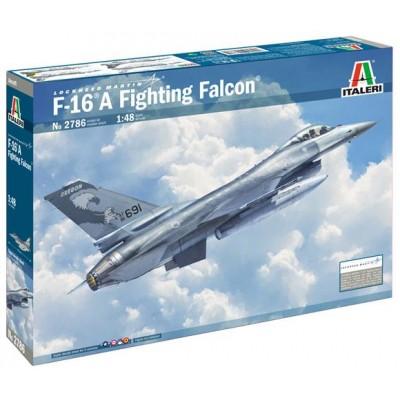 GENERAL DYNAMICS F-16 A Fighting Falcon 1/48 - Italeri 2786