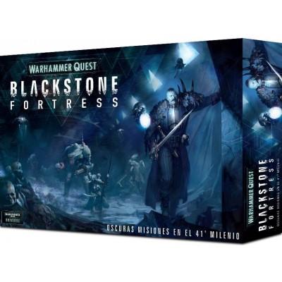 WARHAMMER QUEST BLACKSTONE FORTRESS EN ESPAÑOL - GAMES WORKSHOP BF-01-03