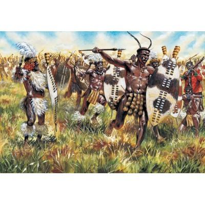 GUERROS ZULUES (Guerra Zulu 1.879)