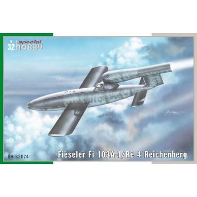 BOMBA VOLANTE Fi 103A-1/Re 4 Reichenberg 1/32 - Special Hobby SH32074