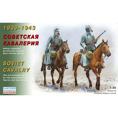 CABALLERIA SOVIETICA 1939-1943 1/35 - Eastern Express 35301