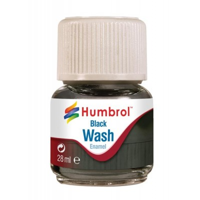 ENAMEL WASH NEGRO (28 ml)
