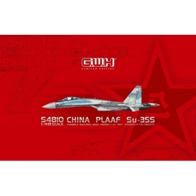 "SUKHOI SU-35 S ""Flanker E"" 1/48 - Great Wall Hobby S4810"