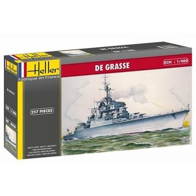 DESTRUCTOR DE GRASSE 1/400 - Heller 81039