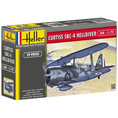 CURTISS SBC-4 HELLDIVER