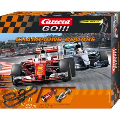 CIRCUITO CHAMPION COURSE CARRERA GO 1/43 CARRERA 20062456