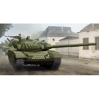 CARRO DE COMBATET T-72A Mod. 1985 1/35 - Trumpeter 09568