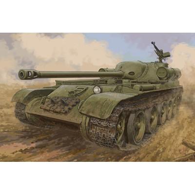 CAZACARROS SU-102 1/35 - Trumpeter 09570