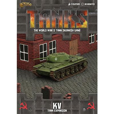 TANKS KV-1 / KV-1S EXPANSION (ESCALA 1/100)