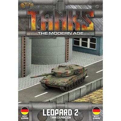 TANKS: LEOPARD 2 - TANKS 05S