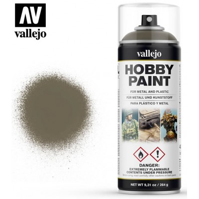 SPRAY HOBBY PAINT UNIFORME RUSO 400ml ACRILICOS VALLEJO 28007