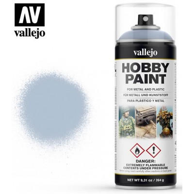SPRAY HOBBY PAINT GRIS LOBO 400ml ACRILICOS VALLEJO 28020