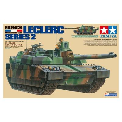 CARRO DE COMBATE LECLERC Serie 2 1/35 - Tamiya 35362