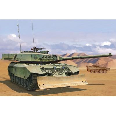 CARRO DE COMBATE LEOPARD C2 MEXAS & PALA 1/35 - Meng Model TS-041
