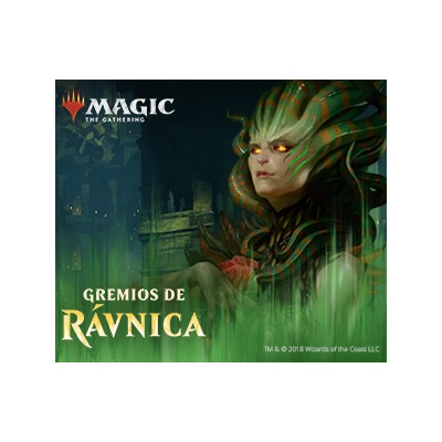 MAGIC The Gathering: SOBRE GREMIOS DE RAVNICA