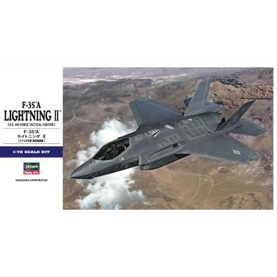 LOCKHEED MARTIN F-35A LIGHTNING II - HASEGAWA E42