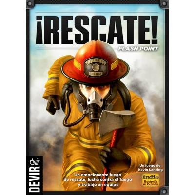 Juego de tablero: !RESCATE¡ Fire Rescue