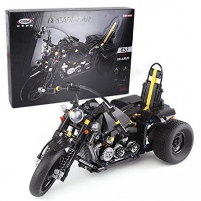 MOTO TRICICLO HARUM - 853PZS - XINGBAO