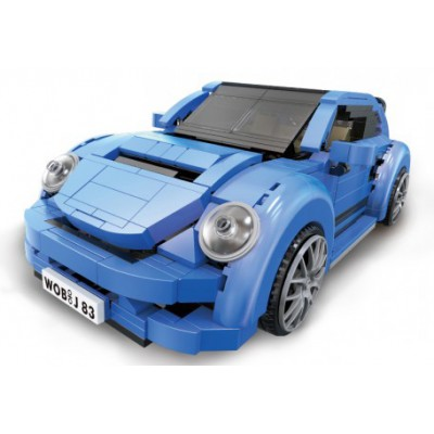 COCHE BETTLE CAR AZUL - 944PZS - XINGBAO