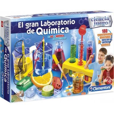 GRAN LABORATORIO DE QUIMICA - CLEMENTONI 55063