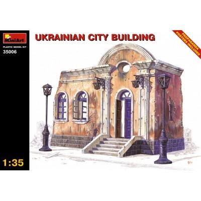 EDIFICIO CIUDAD UKRANIANO