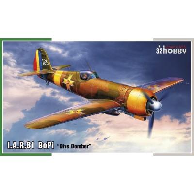 """IAR-81 """"Diver Bomber"""" 1/32 - Special Hobby SH32073"""