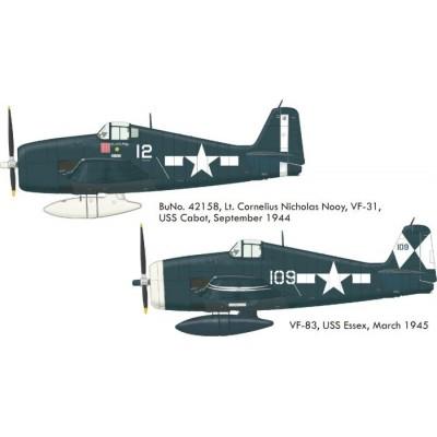 GRUMMAN F6F-5 HELLCAT 1/72 - Eduard 7450