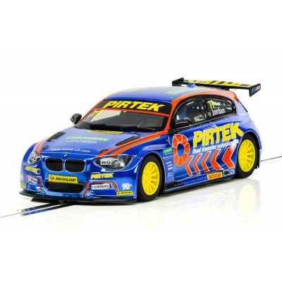 BMW125 SERIES 1 BTCC 2017 ANDREW JORDAN - SUPER SLOT H3914