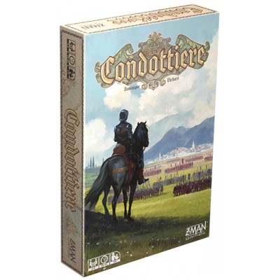 CONDOTTIERE - Z-MAN GAMES