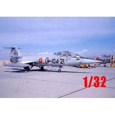 LOCKHEED TF-104 G STARFIGHTER (ESPAÑA) 1/32
