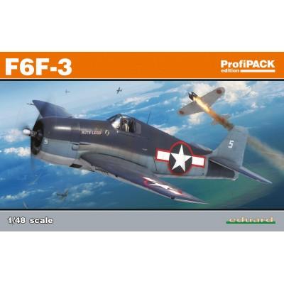GRUMMAN F6F-3 HELLCAT 1/48 - Eduard 8227