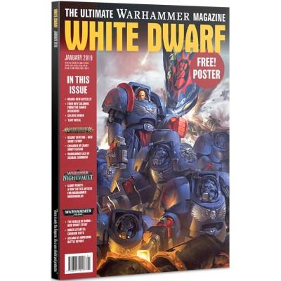 REVISTA WHITE DWARF ENERO 2019 EN INGLES