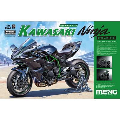 KAWASAKI NINJA H2R 1/9 - Meng Model MT-001