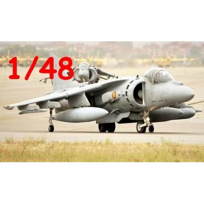 McDONNELL DOUGLAS AV-8 B HARRIER II PLUS (Armada) 1/48
