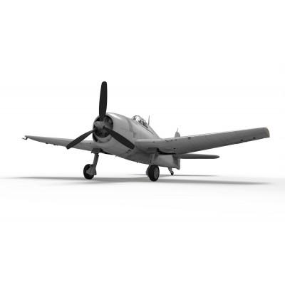 GRUMMAN F6F-5 HELLCAT 1/24 - Airfix A19004