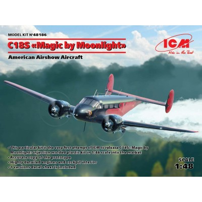 BEECHCRAFT C-18 S 1/48 - ICM 48186