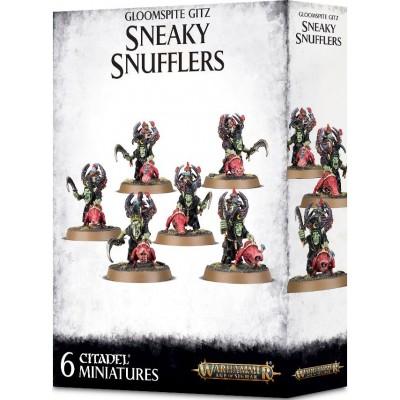 GLOOMSPITE GITZ SNEAKY SNUFFLERS - GAMES WORKSHOP 89-37