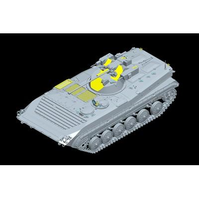 VEHICULO DE COMBATE DE INFANTERIA BMP-1 BASURMANIN 1/35 - Trumpeter 09572