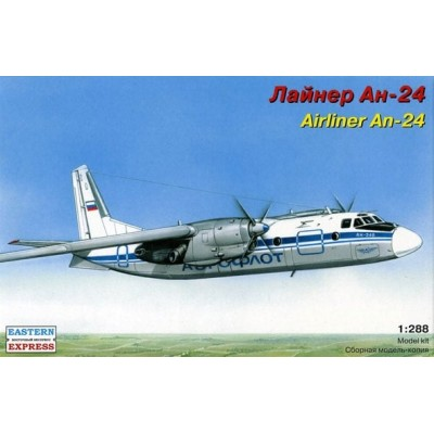 ANTONOV An-24 -1/288- Eastern Express 28801
