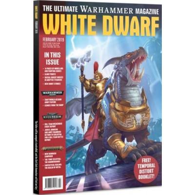 REVISTA WHITE DWARF FEBRERO 2019 EN INGLES