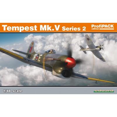 HAWKER TEMPEST MK-V Serie 2 1/48 - Eduard 82122