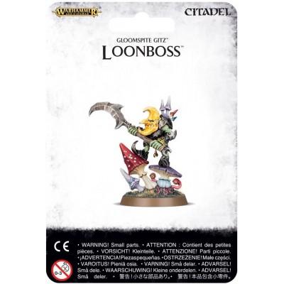 GLOOMSPITE GITZ LOONBOSS - GAMES WORKSHOP 89-58