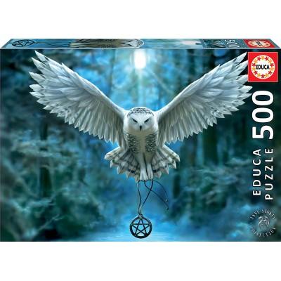 PUZZLE 500 Pzas AWAKE YOUR MAGIC - Educa 17959